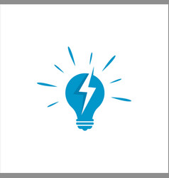 Smart electrical template vector