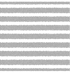dotted stripes seamless pattern abstract vector image