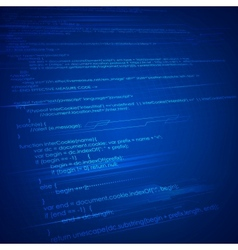 HTML Coding Background vector