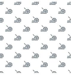Print express pattern seamless vector