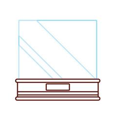showcase vector image