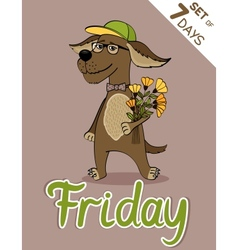 Friday vector