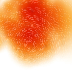Motion Orange Abstract Background Copy Space for vector image