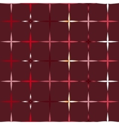 Red mesh abstract seamless pattern vector