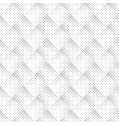 seamless abstract monochrome diagonal square vector image