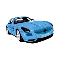 Creative Auto vector image vector image