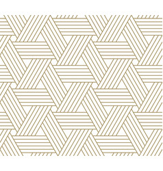 modern simple geometric seamless pattern vector image