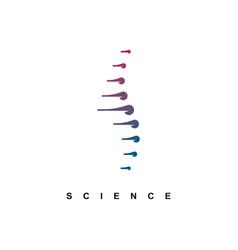 spine logo vector image