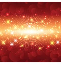 Sparkle christmas background 1411 vector