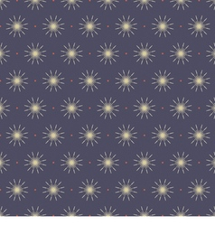 Blue graphic background seamless pattern vector