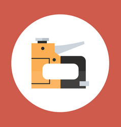 drill icon working hand tool equipment concept vector image