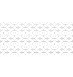 Abstract seamless pattern stylish dotted line vector