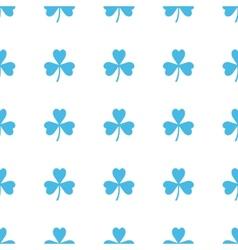 Unique Clover seamless pattern vector