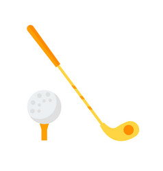 a golf vector image