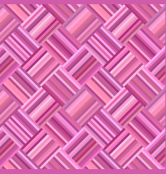 pink abstract seamless diagonal stripe tile vector image