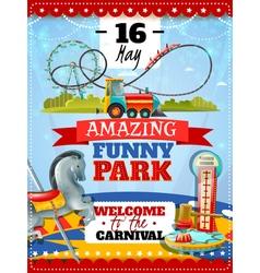 1607i107036Sm005c11amusement park poster vector