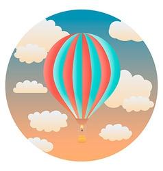 Balloon Detailed vector image