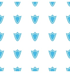 Unique Shield seamless pattern vector image
