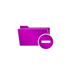 Add Folder icon Eps 10 vector image vector image