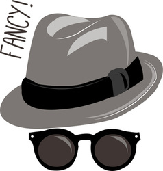 Fancy Hat vector