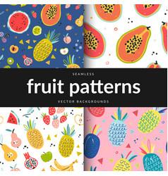 Patterns-set vector