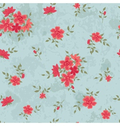 Pattern roses vector image