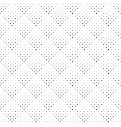 geometrical seamless monochrome rounded square vector image
