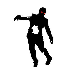 picture zombie vector image