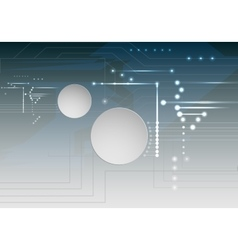 Abstract technical background 2 vector