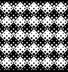 geometrical rounded diagonal square pattern vector image