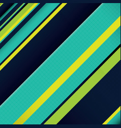 geometric color background vector image