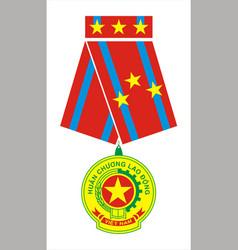 Medal vector