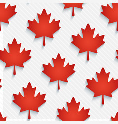 Red maple leaves wallpaper vector