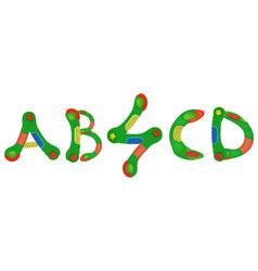 Ab cd vector