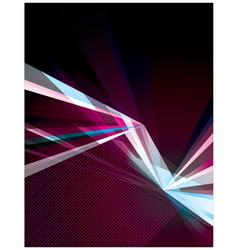 Bright Fractals vector image vector image