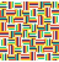 Digital colorful pattern vector