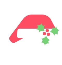 Christmas berry vector