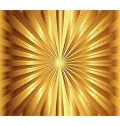Golden lights background vector