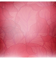 Abstract pink vintage background vector image