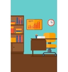 Background of business office vector