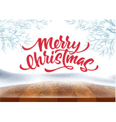 Christmas new year holiday poster banner vector