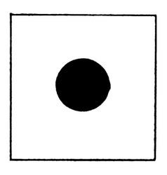 International code flag for the letter i vintage vector