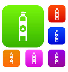air freshener set collection vector image