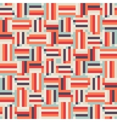 Digital red pattern vector