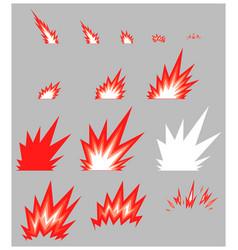 Final blast game sprites vector