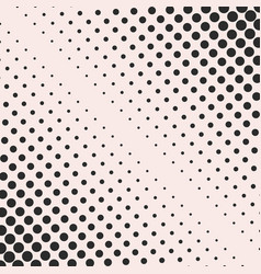 Halftone dots pattern geometric texture vector