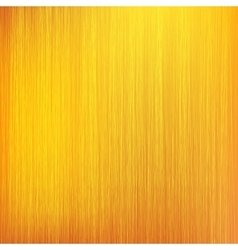 Orange background with stripes vector image