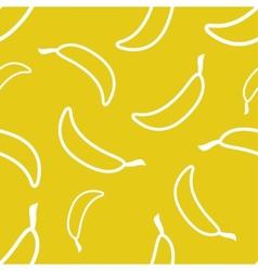 Pattern Circuit Bananas vector image