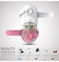 Pill Capsule Woman Beauty And Fashion Lifestyle vector