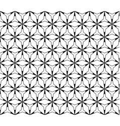 Seamless pattern simple triangular texture vector